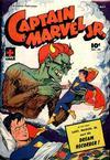 Cover for Captain Marvel Jr. (Fawcett, 1942 series) #49