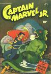 Cover for Captain Marvel Jr. (Fawcett, 1942 series) #51
