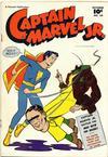 Cover for Captain Marvel Jr. (Fawcett, 1942 series) #54