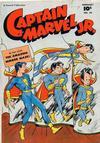 Cover for Captain Marvel Jr. (Fawcett, 1942 series) #58