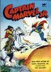 Cover for Captain Marvel Jr. (Fawcett, 1942 series) #64