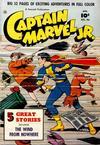 Cover for Captain Marvel Jr. (Fawcett, 1942 series) #96
