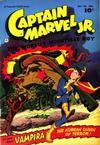 Cover for Captain Marvel Jr. (Fawcett, 1942 series) #116