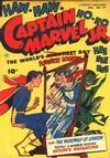 Cover for Captain Marvel Jr. (Fawcett, 1942 series) #117