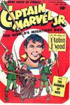 Cover for Captain Marvel Jr. (Fawcett, 1942 series) #118