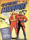 Cover for Captain Midnight (Fawcett, 1942 series) #1