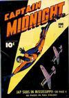 Cover for Captain Midnight (Fawcett, 1942 series) #9