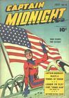 Cover for Captain Midnight (Fawcett, 1942 series) #10
