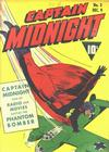 Cover for Captain Midnight (Fawcett, 1942 series) #3