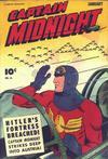 Cover for Captain Midnight (Fawcett, 1942 series) #16