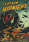 Cover for Captain Midnight (Fawcett, 1942 series) #17