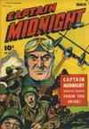 Cover for Captain Midnight (Fawcett, 1942 series) #18