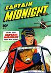 Cover for Captain Midnight (Fawcett, 1942 series) #21