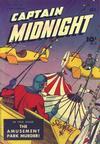 Cover for Captain Midnight (Fawcett, 1942 series) #25