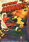Cover for Captain Midnight (Fawcett, 1942 series) #27
