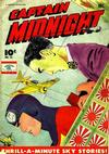 Cover for Captain Midnight (Fawcett, 1942 series) #35