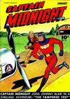 Cover for Captain Midnight (Fawcett, 1942 series) #36