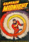 Cover for Captain Midnight (Fawcett, 1942 series) #40