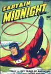 Cover for Captain Midnight (Fawcett, 1942 series) #44