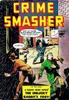 Cover for Crime Smasher (Fawcett, 1948 series) #1