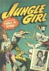 Cover for Jungle Girl (Fawcett, 1942 series) #1