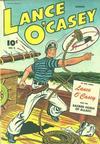 Cover for Lance O'Casey (Fawcett, 1946 series) #2