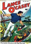 Cover for Lance O'Casey (Fawcett, 1946 series) #3