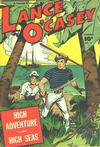 Cover for Lance O'Casey (Fawcett, 1946 series) #4