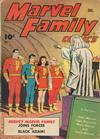 Cover for The Marvel Family (Fawcett, 1945 series) #1