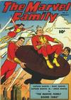 Cover for The Marvel Family (Fawcett, 1945 series) #8