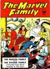 Cover for The Marvel Family (Fawcett, 1945 series) #10