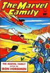 Cover for The Marvel Family (Fawcett, 1945 series) #12