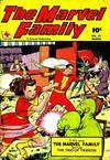 Cover for The Marvel Family (Fawcett, 1945 series) #21