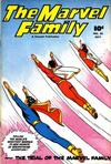Cover for The Marvel Family (Fawcett, 1945 series) #25