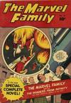 Cover for The Marvel Family (Fawcett, 1945 series) #36
