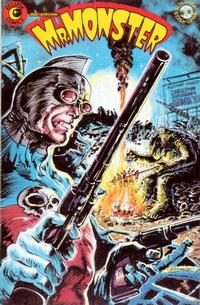 Cover Thumbnail for Doc Stearn...Mr. Monster (Eclipse, 1985 series) #3