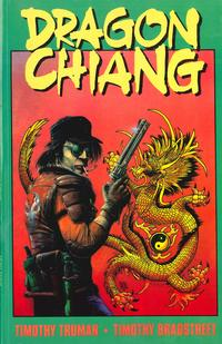 Cover Thumbnail for Dragon Chiang (Eclipse, 1991 series) #1