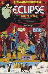 Cover Thumbnail for Eclipse Monthly (Eclipse, 1983 series) #1