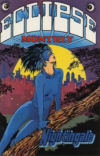 Cover Thumbnail for Eclipse Monthly (Eclipse, 1983 series) #7