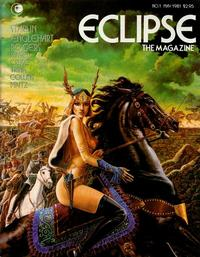 Cover Thumbnail for Eclipse, the Magazine (Eclipse, 1981 series) #1