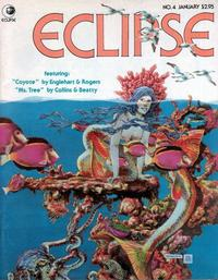 Cover Thumbnail for Eclipse, the Magazine (Eclipse, 1981 series) #4