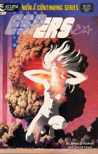 Cover Thumbnail for Espers (Eclipse, 1986 series) #4