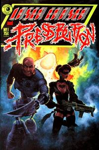 Cover Thumbnail for Laser Eraser and Pressbutton (Eclipse, 1985 series) #1