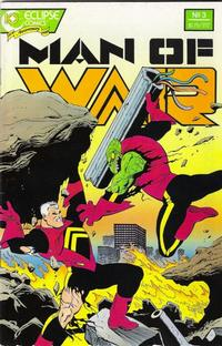 Cover Thumbnail for Man of War (Eclipse, 1987 series) #3