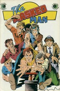 Cover Thumbnail for The Masked Man (Eclipse, 1984 series) #3