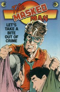Cover Thumbnail for The Masked Man (Eclipse, 1984 series) #4