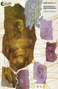 Cover Thumbnail for Miracleman (Eclipse, 1985 series) #17