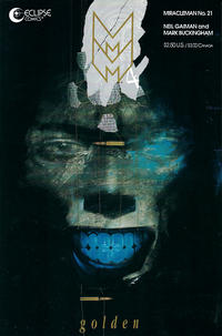 Cover Thumbnail for Miracleman (Eclipse, 1985 series) #21