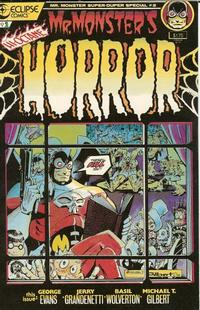 Cover Thumbnail for Mr. Monster's Super Duper Special (Eclipse, 1986 series) #2