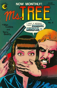 Cover Thumbnail for Ms. Tree (Eclipse, 1983 series) #4